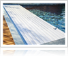 Steps for Solid Pool Cover